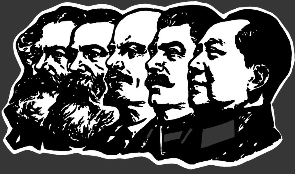 Communists (Image Courtesy Andrew Kitzmiller, Flickr)