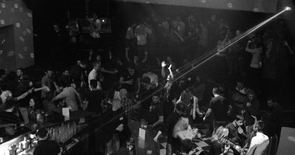 Nightclub (Image Courtesy Jirka Matousek, Flickr)