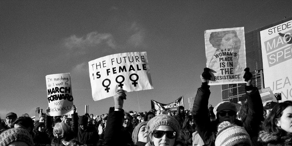 Female domination women domination men