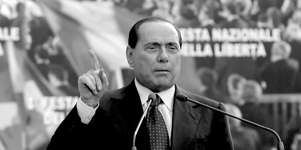 Block Berlusconi is leading in the parliamentary elections in Italy